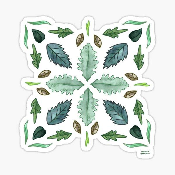 Natural Tiles I Pegatina