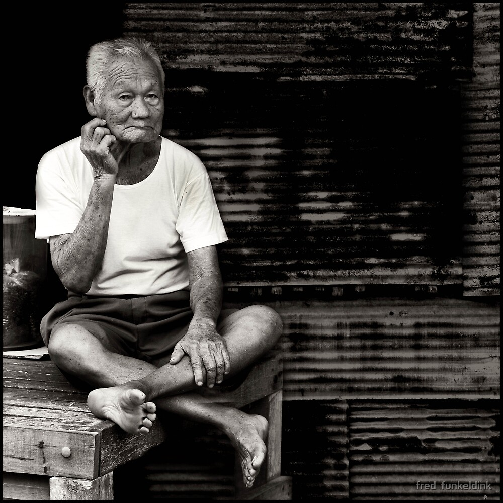 Faces of Thailand by fred  funkeldink