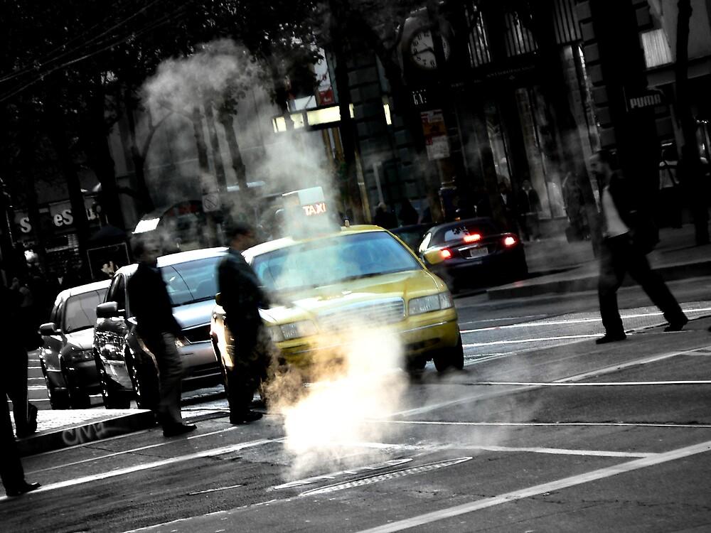 Steaming Streets by Rowan Kanagarajah