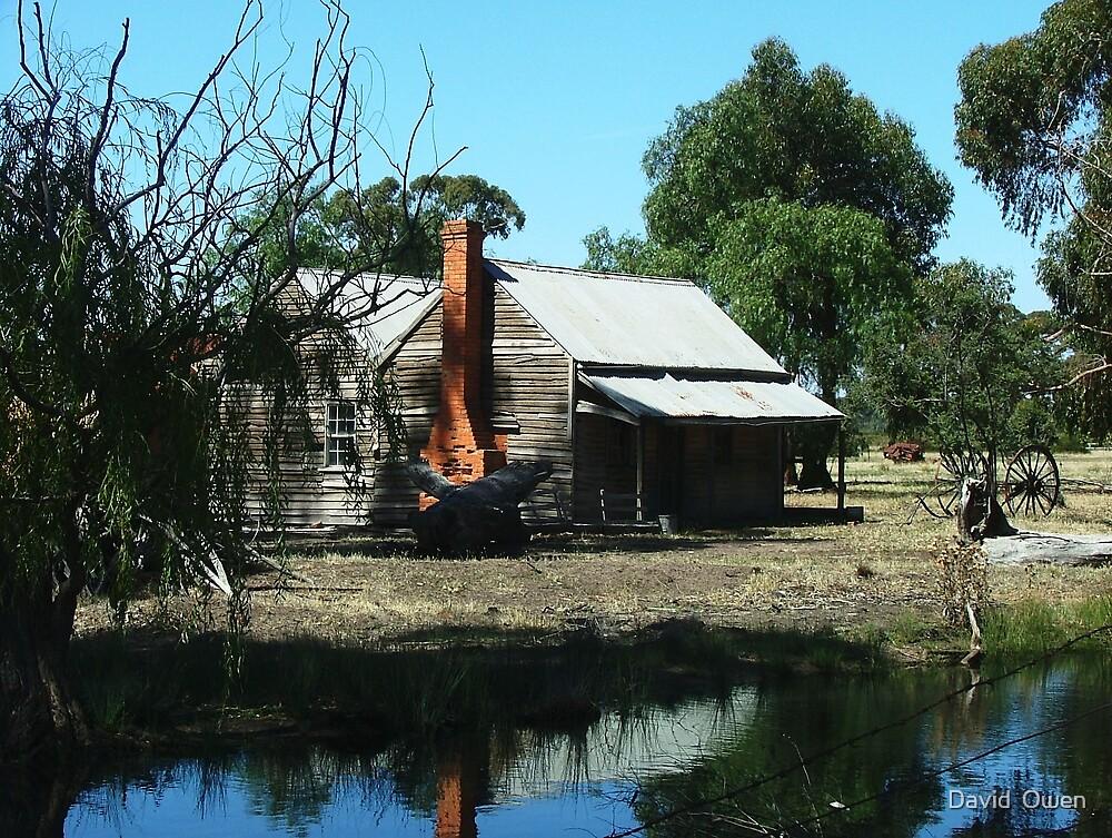 Old Australia by David  Owen
