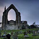 bolton abbey by ladytwiglet