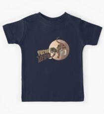 Dragonborn Cat - Fus Ro Meow Kids Clothes