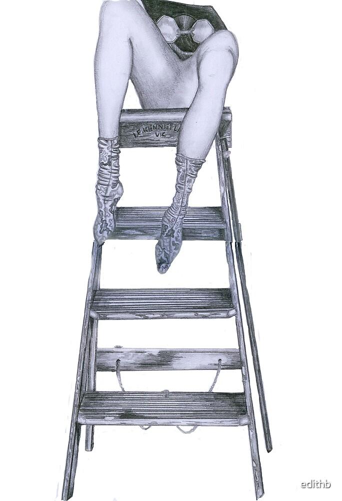 leegy ladder original by edithb