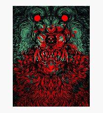 Werewolf shape Print/case Photographic Print