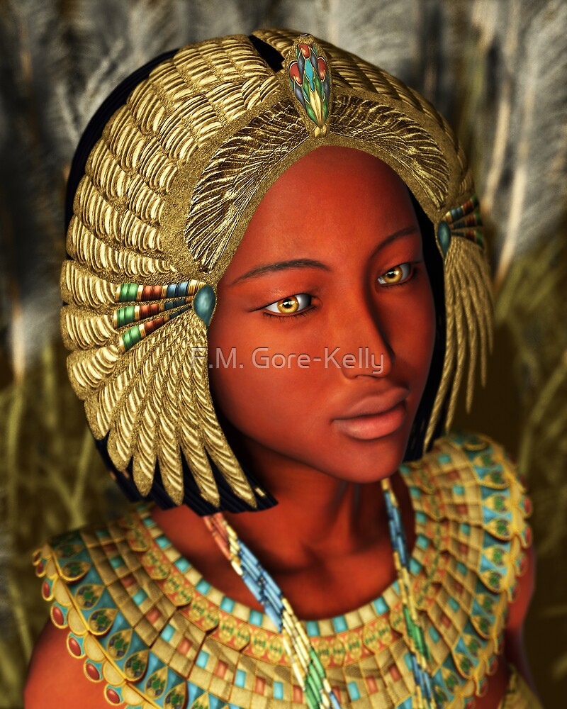 'Annipe - Daughter of the Nile' by F.M. Gore-Kelly