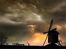 Windmill Supper by Igor Zenin