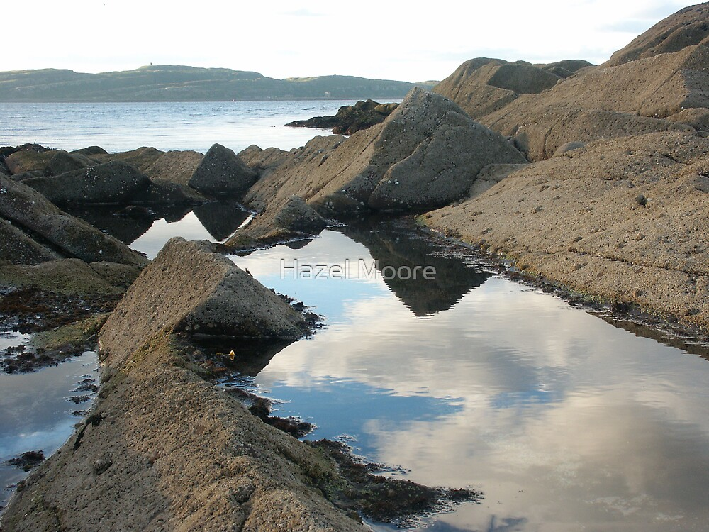 Reflected Perspective by Hazel Moore