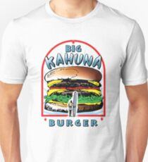 "Big ""KAHUNA"" Burger On Sesame Light T-Shirt"
