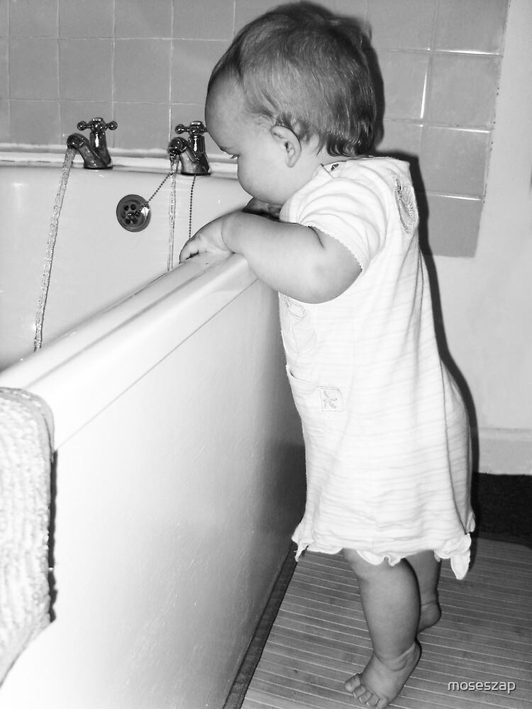 Bathtime by moseszap