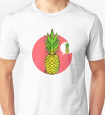 Conceited Pineapple Unisex T-Shirt