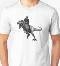 jurrasic abe Unisex T-Shirt