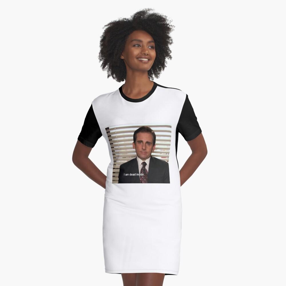 Das Büro T-Shirt Kleid