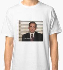 Camiseta clásica La oficina