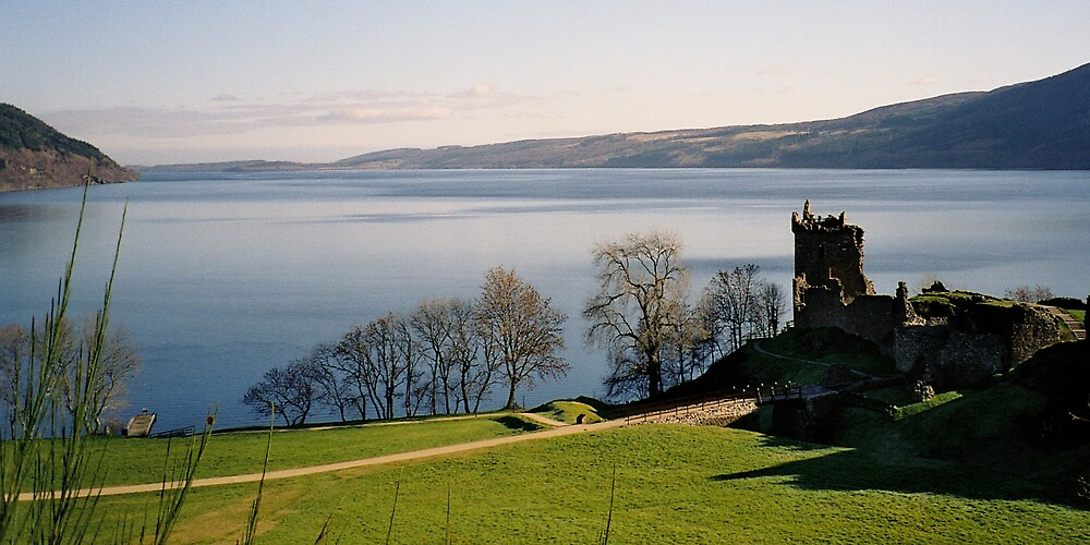 Loch Ness, Scotland by Leigh Penfold