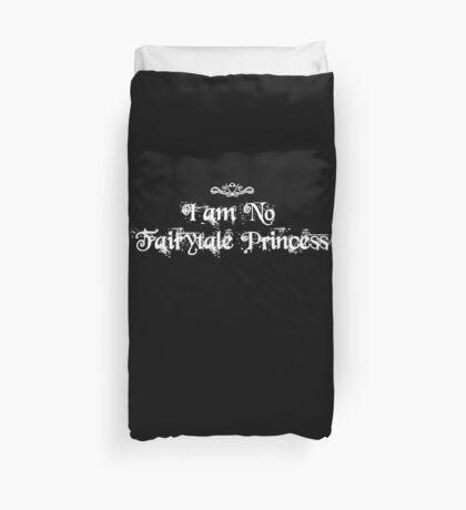 Ich bin keine Märchenprinzessin Dark Bettbezug