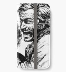 "Eli Wallach Franco Nero movie poster ""Long Live Your Death"" western iPhone Wallet/Case/Skin"
