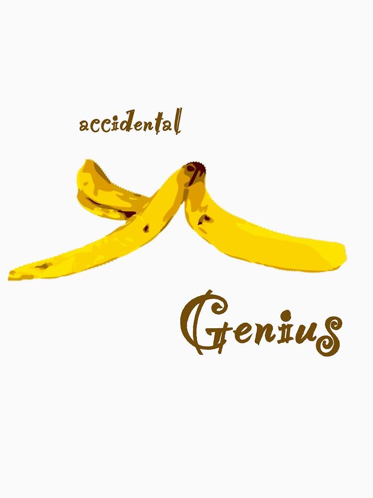 Accidental Genius by flamingalah