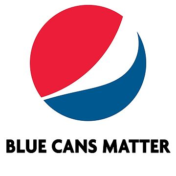Blue Cans Matter (Pepsi) by StrangerStore
