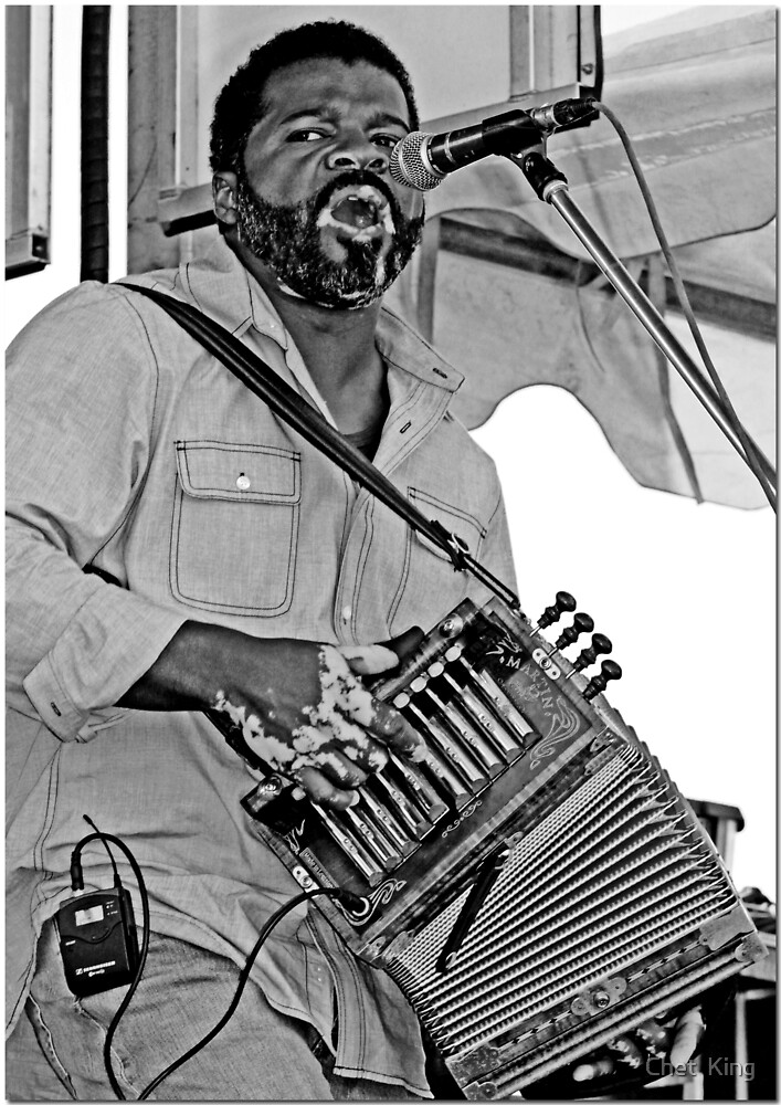 Zydeco by Chet  King