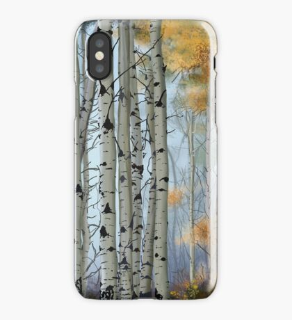 The dance of white Graces iPhone Case