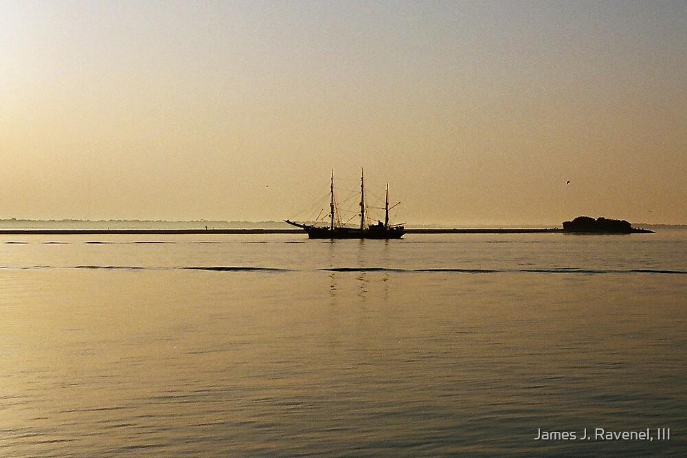 Tallship by James J. Ravenel, III