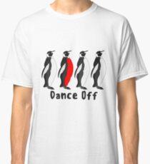 Penguin Dance Off Classic T-Shirt
