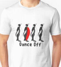 Penguin Dance Off Unisex T-Shirt