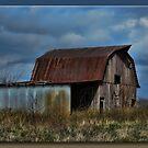 Fayette County Barn by Sheryl Gerhard
