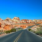 Valley of Fire by Steve Hunter