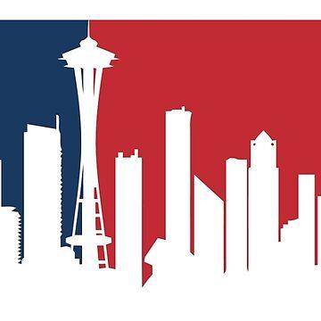 Seattle von major-league