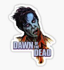 Zombie - Dawn of the dead -Flyboy Sticker