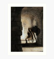 Nevera Wars - Shade Creeping Art Print
