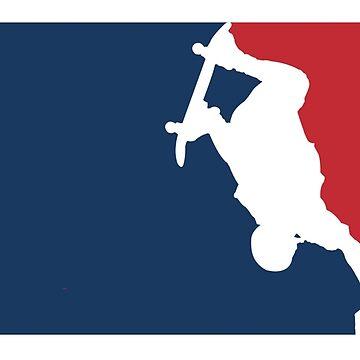 Skateboarding von major-league