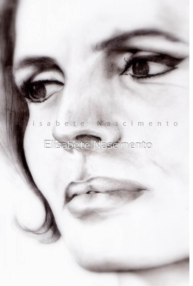 Amalia Rodrigues by Elisabete Nascimento