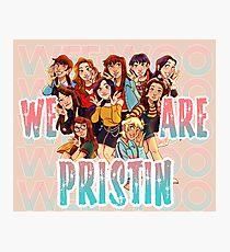Lámina fotográfica Pristin: ¡Wee Woo!