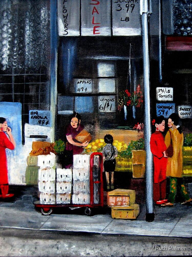 A Canadian Punjabi Market by Ruth Palmer