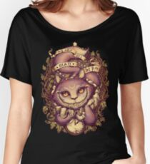 CHESHIRE CAT Relaxed Fit T-Shirt