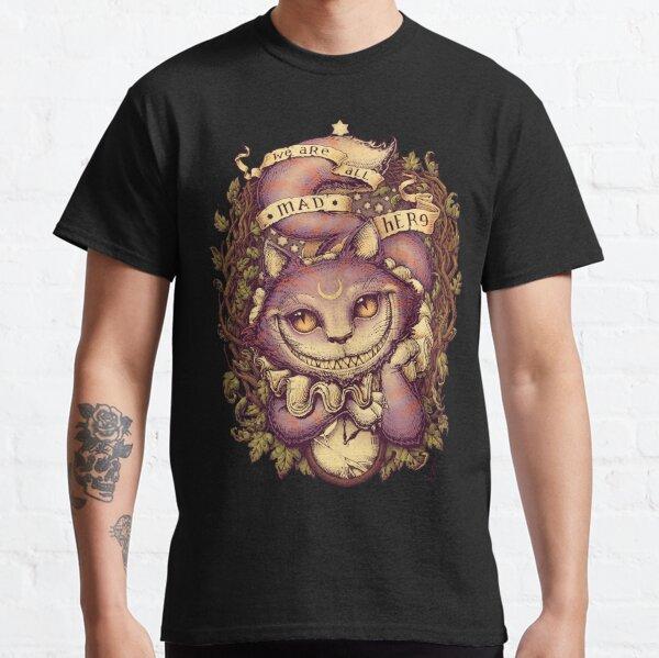 mit Cheshire Cat Classic T-Shirt