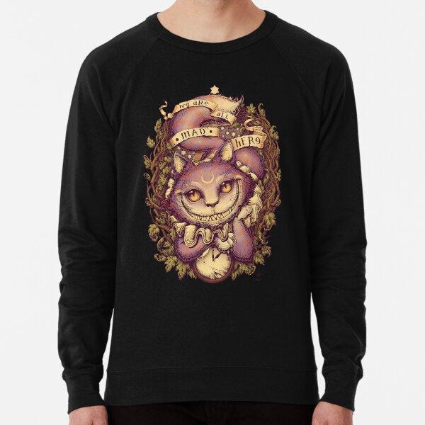 CHESHIRE CAT Lightweight Sweatshirt