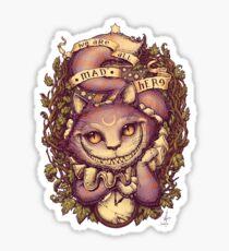 CHESHIRE CAT Sticker