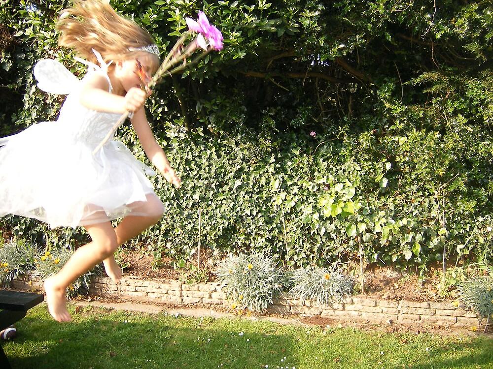 Flight of a fairy by gemmagrace