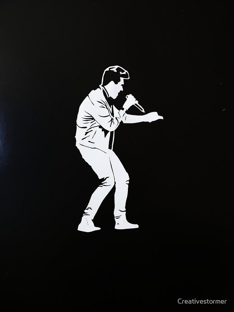 Singer - Dan Smith by Creativestormer