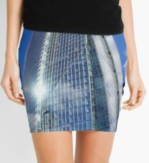 The Shard, London, England Mini Skirt