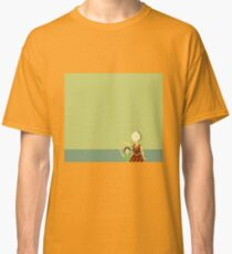 PIXEL NEUTRAL MILK HOTEL IN THE AEROPLANE OVER THE SEA Classic T-Shirt