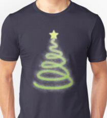 Modern Christmas Tree T-Shirt