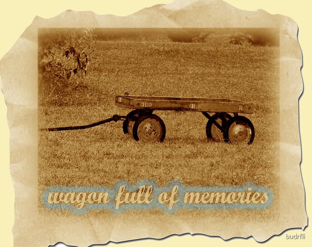 wagon full of memories by budrfli