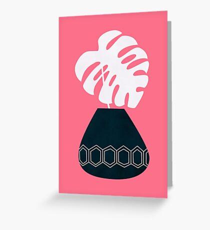 Arum Greeting Card