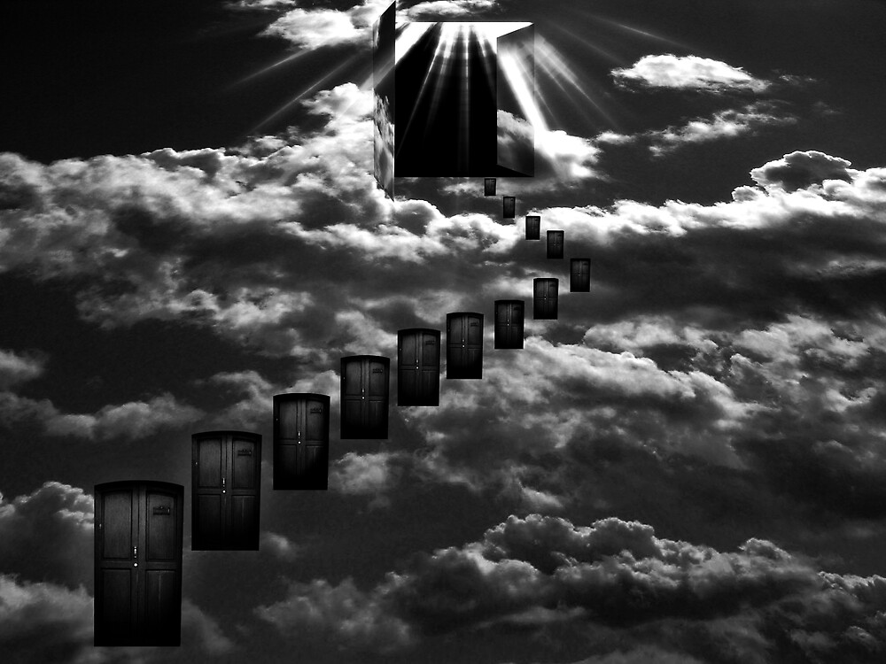 13 doors to Heaven by Daniela Reynoso Orozco