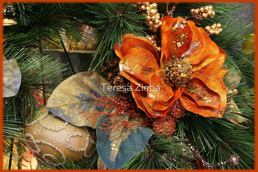 Merry Christmas by Teresa Zieba