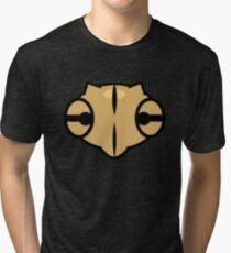 Shedinja Pokemon Head Tri-blend T-Shirt